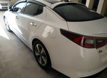For sale Kia Optima car in Amman