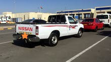 White Nissan Datsun 2015 for sale