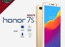 هاتف هونر 7S إستعمال شهر للبيع