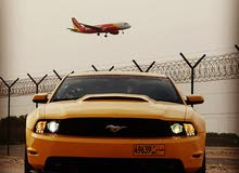 Ford Mustang 2011 For sale - Yellow color