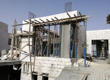 مقاولات (عظم - تشطيب) -ترميم وصيانة مباني