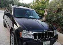 Jeep Grand Cherokee 2005 for sale in Amman