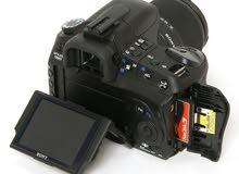 للبيع كاميرا احترافية سوني الفا 350