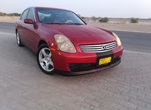 For sale 2004 Red G35