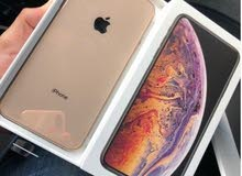 IPHONE XS MAX 256 G GOLD
