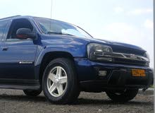 Used condition Chevrolet TrailBlazer 2005 with 0 km mileage