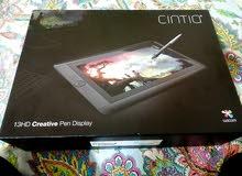 Wacom Cintiq 13HD Pen Display لوح رسم و تصميم