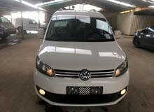 km Volkswagen Caddy 2013 for sale