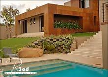 Luxury  sqm Villa for rent in BenghaziBeloun