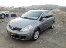 For sale 2010 Grey Versa