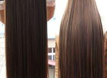 توفررر اكستيشنات خصل شعر شبه طبيعي