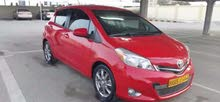 1 - 9,999 km Toyota Yaris 2013 for sale