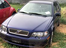 Blue Volvo V40 2002 for sale