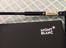 A special Mont Blanc sunglasses