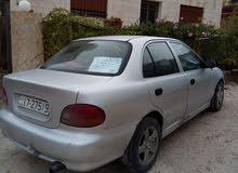 Hyundai Accent 1996 For sale - Silver color