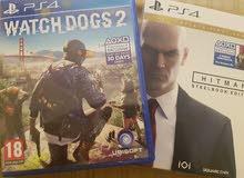watchdog 2 و hitman special edition مدة الاستخدام اسبوع