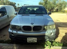 Grey BMW X5 2005 for sale