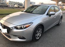 MAZDA 3 GCC 2017 CRUISE CONTROL FULL AUTOMATIC IN VERY GOOD CONDITION