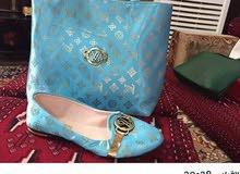 سيت حذاء وحقيبة ب20 الف مع التوصيل داخل بغداد