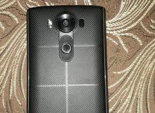 جهاز LG  v10 جهاز كلش نضيف مال بيت استعمال شهر واحد ذاكره 64.
