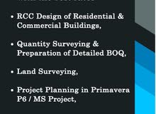 Freelance Civil/Structural Engineer available