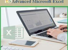مدرب اكسيل متقدم_بشهادة تفوق (Advanced Microsoft Excel )