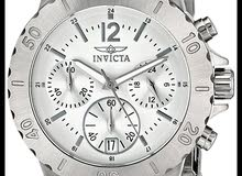 Invicta model: 1275. Expensive watch.. limited offer. original price of 2600sr