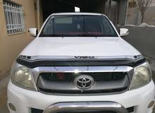 2009 Used Hilux with Manual transmission is available for sale