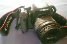للبيع او للبدل كاميرا كانون600d