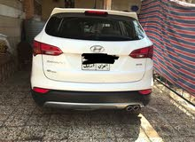 For sale Hyundai Santa Fe car in Basra