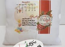 طباعة حراريه لمختلف الخامات