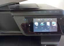 طابعة hp officejet Pro 8600 Plus ثلاثة في واحد شاشة لمس