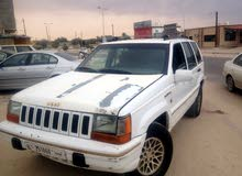 Jeep Grand Cherokee 1994 For sale - White color