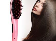 المشط الحراري للتصفيف الشعر
