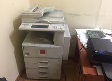 ماكينة تصوير أبيض و أسود للبيع بحاله ممتازه