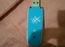 مودم البرق نت نوع zta مستخدم