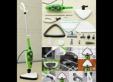 مكانس تنظف وتعقم وتمسح الارضيات والموكيت والمطابخ والحمامات وحواف الاحواض