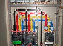 خدمات كهربائية / منازل / منشاءات صناعية / ومولدات
