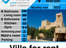 villa for rent in barbar