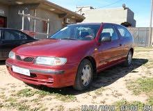 Gasoline Fuel/Power   Nissan Almera 2000