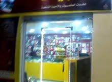 محل في مركز عبدالعزيز التام التجاري  شارع الثلاثين بعد مطعم ريمان قبل السواد