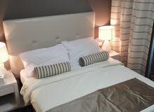 غرفة وصالة فندقي مفروش ديلوكس داون تاون دبي للإيجار الشهري