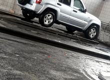 Used condition Jeep Liberty 2003 with +200,000 km mileage
