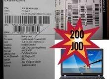 Laptop Acer جديد مع كفالة Extensa 15