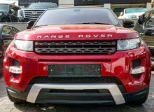 Used Land Rover Range Rover Evoque for sale in Amman