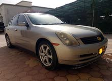 Best price! Infiniti G35 2003 for sale