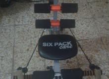 جهاز كرسي رياضي  مستخدم  بي لحيم قليل للامان اكثر90 الف