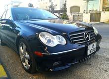 For sale Mercedes Benz C 230 car in Amman