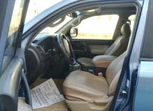 Blue Toyota Land Cruiser 2008 for sale