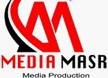 ميديا مصر  ديجيتال للانتاج الفنى  Media Masr Digital  Media Production